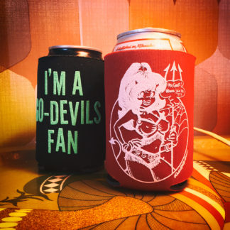 THE GO-DEVILS coozie