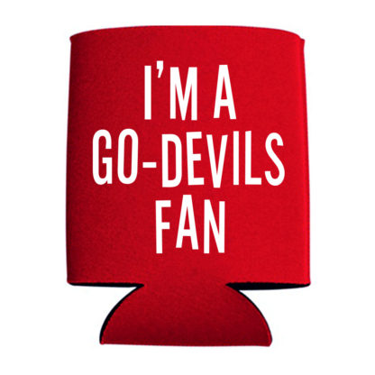THE GO-DEVILS coozie RED