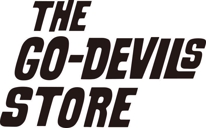 THE GO-DEVILS WEB STORE
